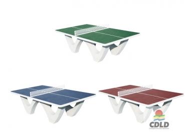 table de ping pong top 39 modul cdld. Black Bedroom Furniture Sets. Home Design Ideas