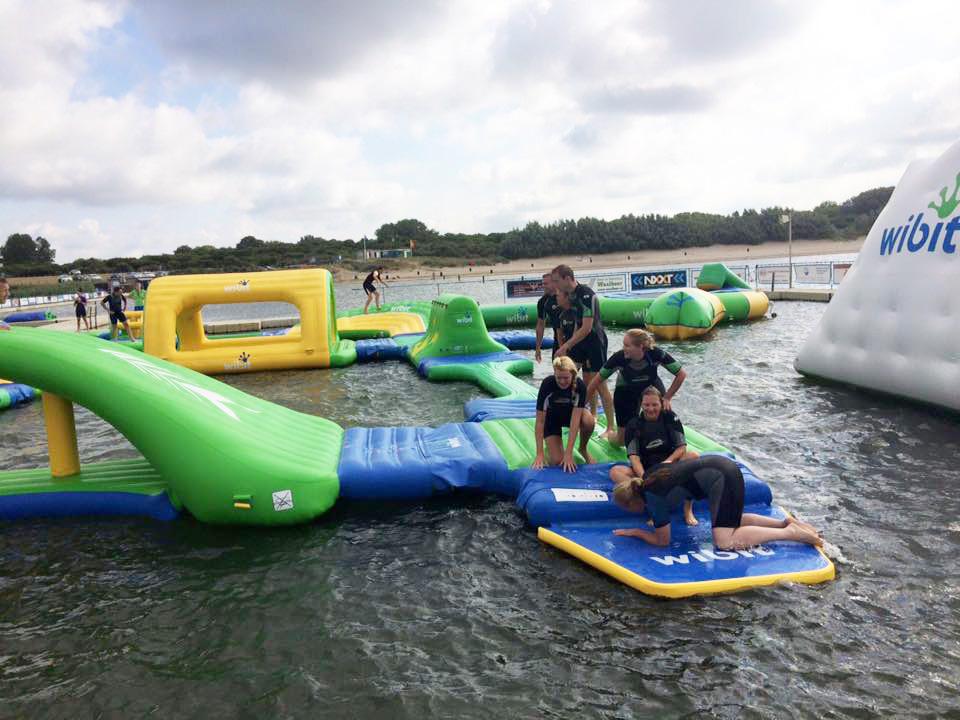 Bootcamp chez Aquapark Splash