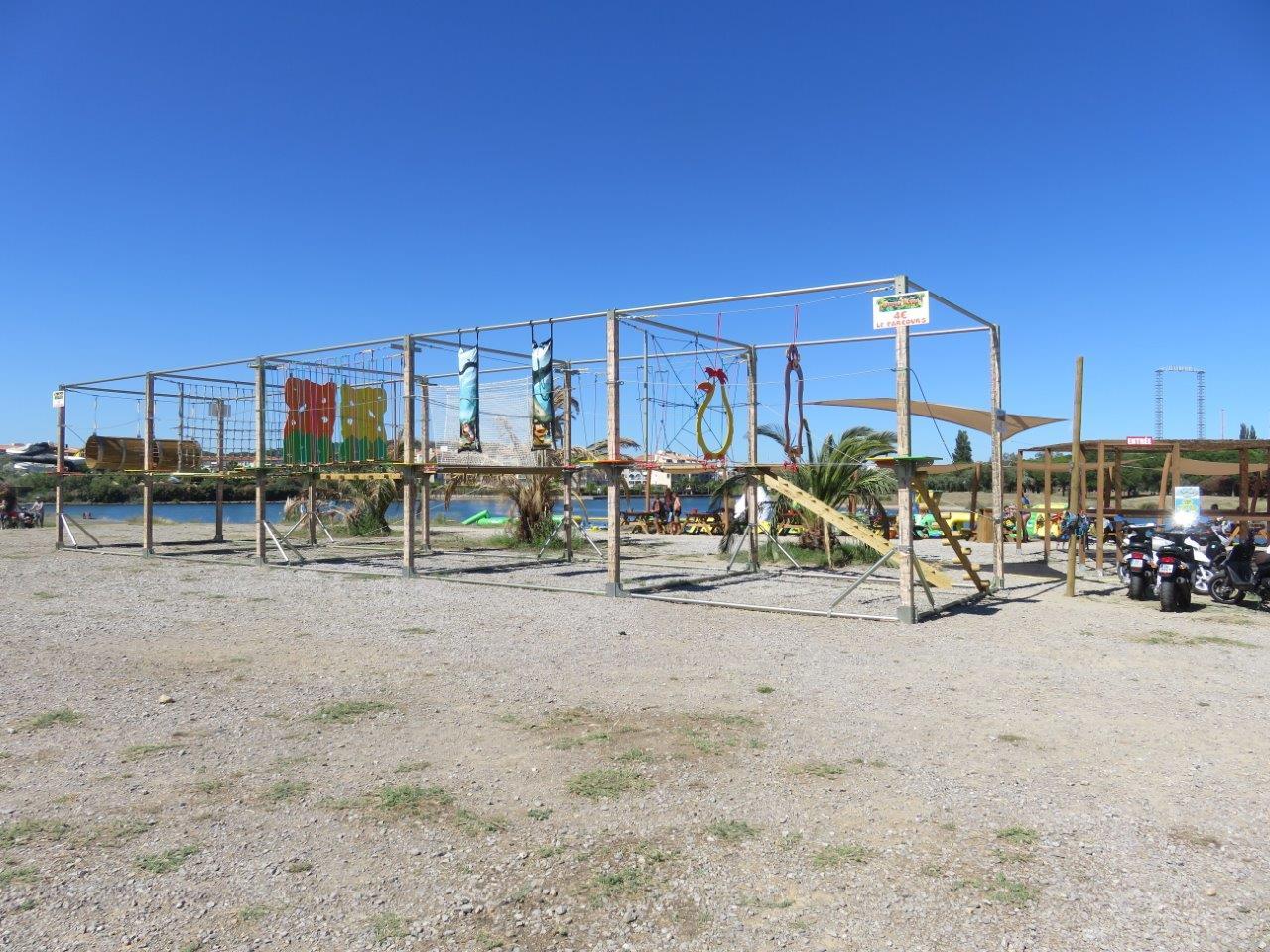 parc de loisirs acrobatique