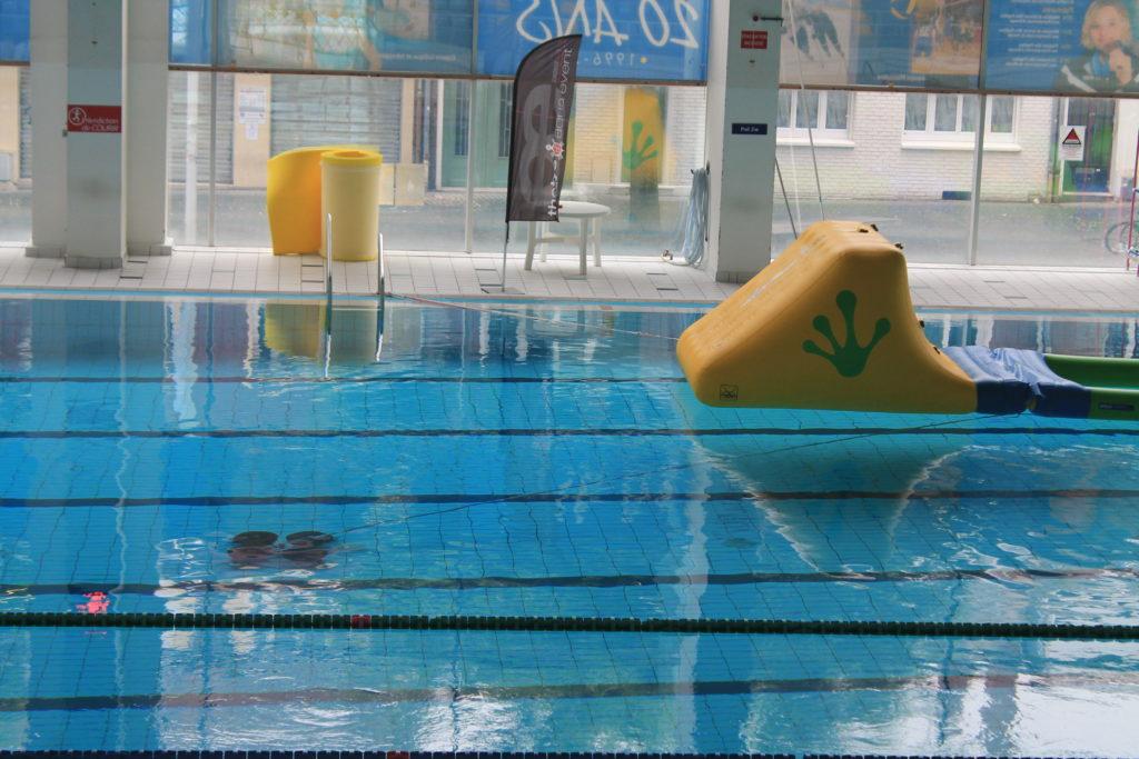 ancrage piscine gonflables aquatiques