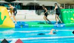 Swimcross : la discipline qui transforme la piscine en véritable camp d'entrainement.